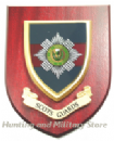 Scots Guards Regimental Military Wall Plaque